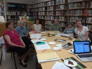 Jewish-Reconstructionist-Congregation-Library-Committee-Volunteers