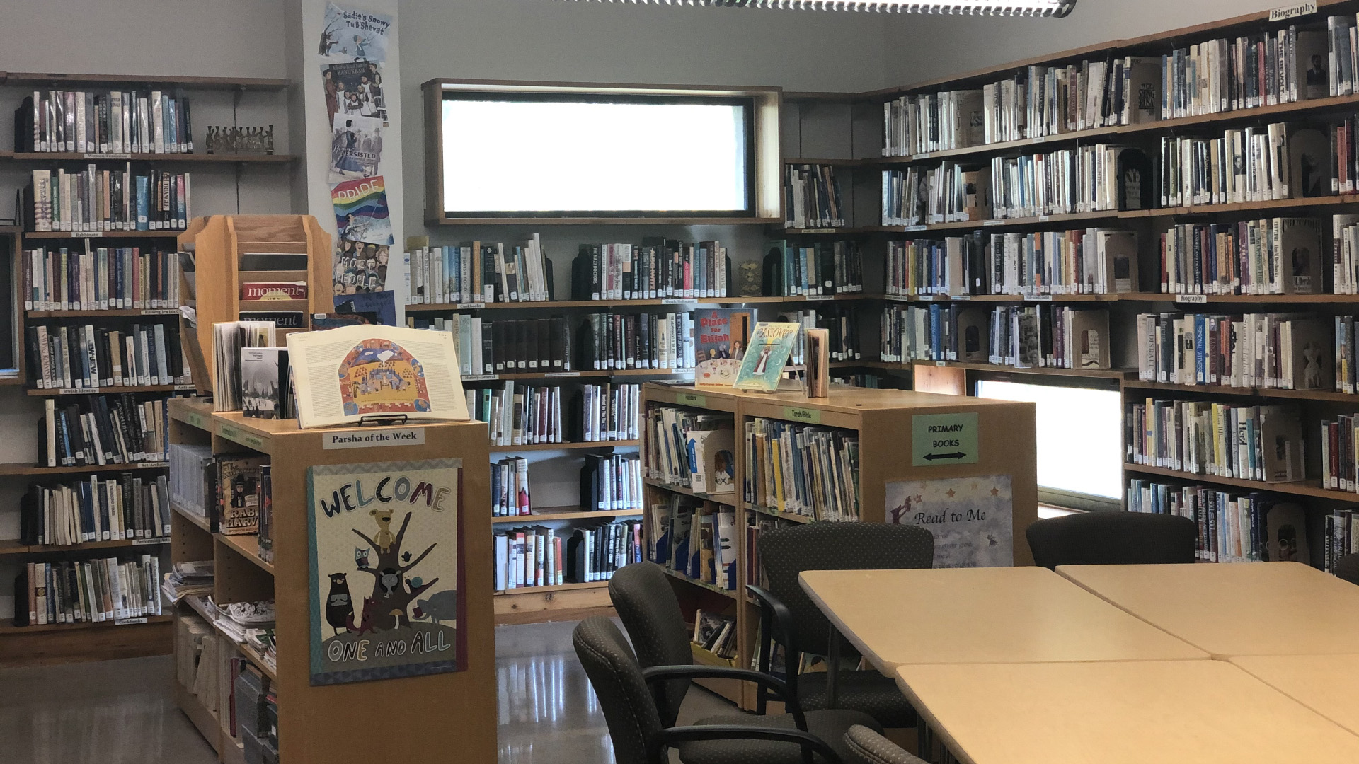 jewish-reconstructionist-congregation-library
