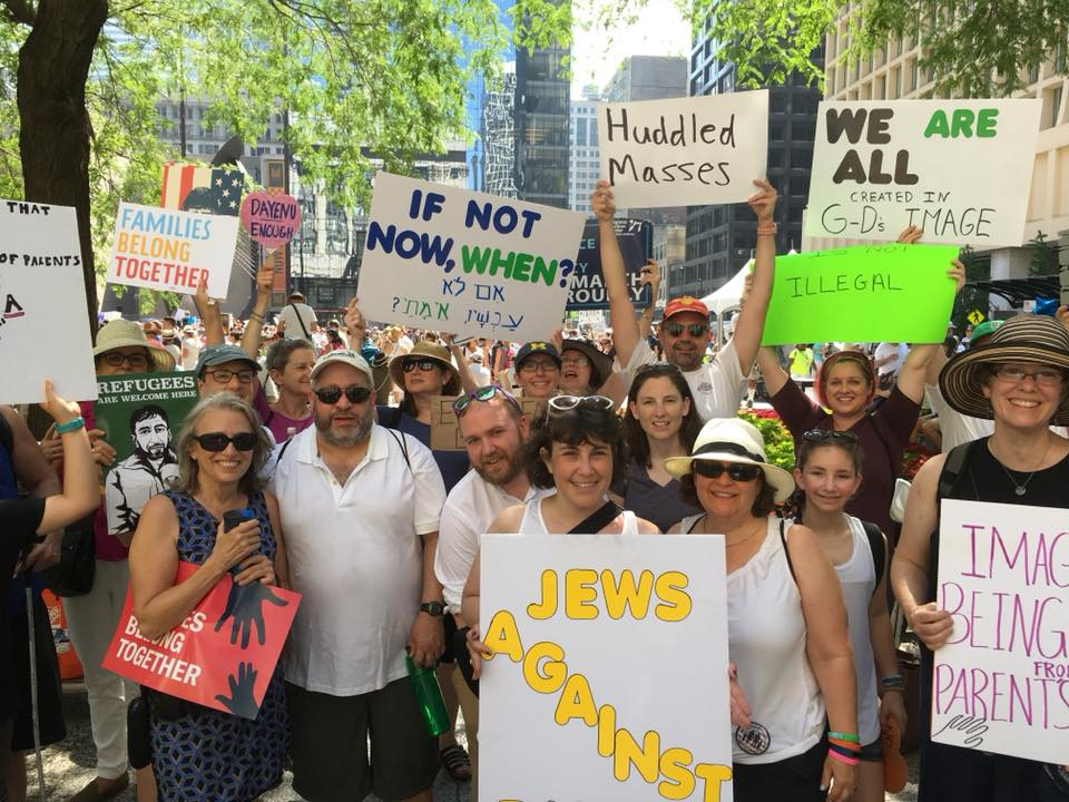 jrc-jewish-reconstructionist-congregation-immigrant-justice-march-chicago