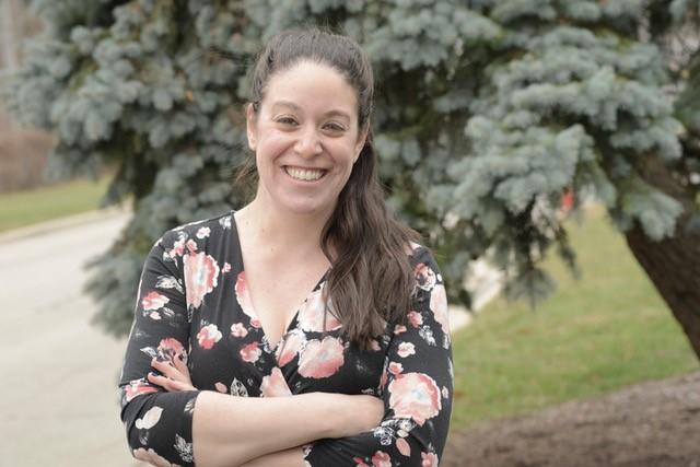 Rachel Sherman, Clergy Assistant and Membership Coordinator
